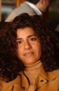 Still of Film Director Parine Jaddo